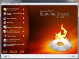Ashampoo Burning Studio Elements screenshot