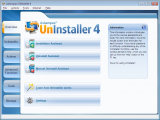 Ashampoo UnInstaller screenshot