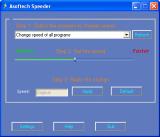 Asoftech Speeder screenshot