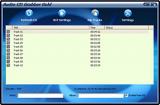 Audio CD Grabber Gold screenshot