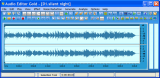 Audio Editor Gold screenshot