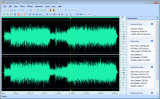 Audio Music Editor screenshot