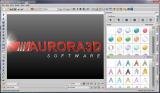 Aurora 3D Animation Maker screenshot