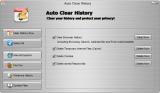 Auto Clear History screenshot