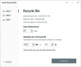 Auto Recycle Bin screenshot
