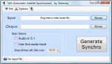 Automatic Subtitle Synchronizer screenshot