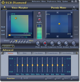 AV Voice Changer Software Diamond screenshot
