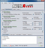 AVCHD Coder screenshot