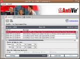 Avira AntiVir UNIX Professional screenshot