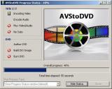 AVStoDVD screenshot