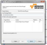 AWS SDK for Android screenshot