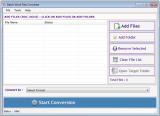 Batch Word File Converter screenshot