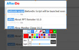 BeforeDo PicFloater screenshot