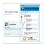 BigAnt Messenger screenshot