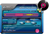 Bigasoft BlackBerry Ringtone Maker screenshot
