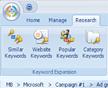 Bing Ads Editor (formerly Microsoft adCenter Desktop) screenshot