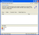 Blank And Secure screenshot