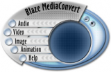 Blaze MediaConvert screenshot