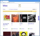 bliss screenshot