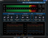 Blue Cat's Digital Peak Meter Pro screenshot