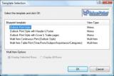 Blueprint for Outlook Professional screenshot