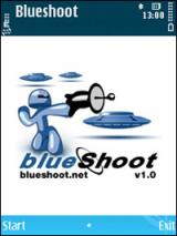 Blueshoot (J2me) screenshot