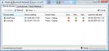 Bluetooth Network Scanner screenshot