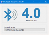 Bluetooth Version Finder screenshot