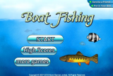 Boat Fishing screenshot