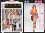 Boho Chic Dress Up screenshot