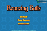 Bouncing Balls screenshot