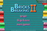 Bricks Breaking II screenshot