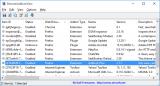 BrowserAddonsView screenshot