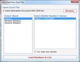 Bulk SMS Broadcaster GSM Enterprise screenshot