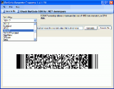 Bytescout BarCode Generator screenshot