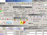 CADinTools for CorelDRAW screenshot