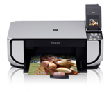 Canon PIXMA MP520 All-in-One Driver screenshot