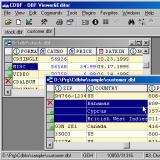 CDBF - DBF Viewer and Editor screenshot