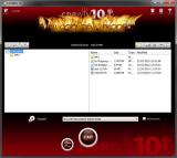 CDRWIN screenshot