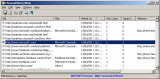 ChromeHistoryView screenshot