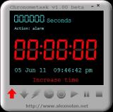 Chronometask screenshot