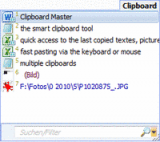 Clipboard Master screenshot