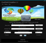 CloudShield EncryptSync screenshot