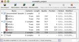 CodonCode Aligner screenshot