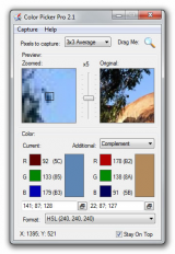 Color Picker Pro screenshot