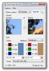 Color Picker Pro screenshot