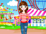 Colorful Life Dress Up screenshot