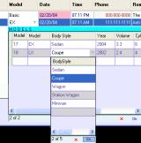 Columns .NET assembly for DataGridView screenshot