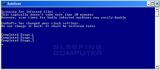 Combofix screenshot