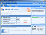 Comodo Firewall screenshot